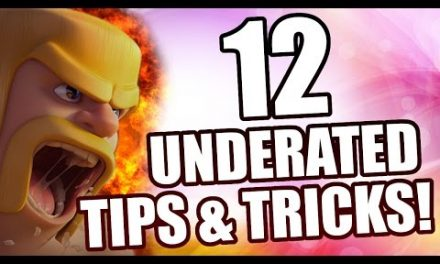 Clash Of Clans | 12 MOST UNDERRATED TIPS IN CoC 2016!