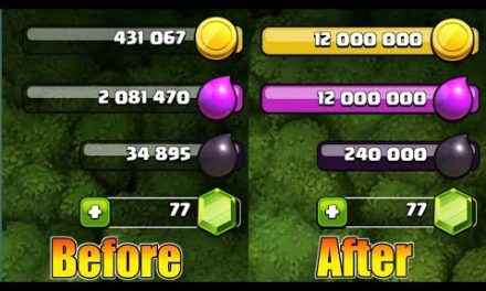 Fill Your 3 Storage In Just 30 Sec…! – Secret Trick In Clash Of Clans😮
