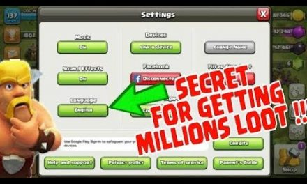 Secret Trick for Getting Millions of Loot In Clash of Clans!