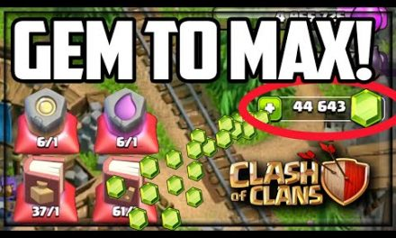 GEM TO MAX! The ENTIRE Clash of Clans Update!
