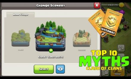Top 10 Mythbusters in CLASH OF CLANS | COC Myths #30