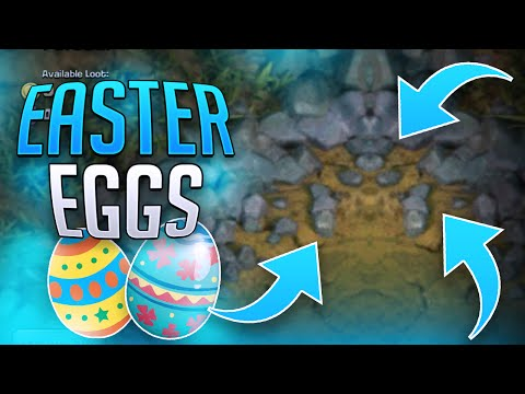 "Clash of Clans – ""HIDDEN EASTER EGGS!"" – Illuminati Confirmed + Weird Easter Eggs!"