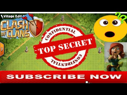 Top Secret Of CLASH OF CLANS in Hindi / Hidden Secrets Part-1 / Clash With Bhargav