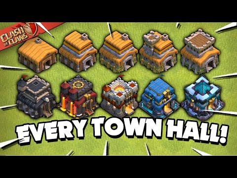 A Tip for Every Town Hall Level in Clash of Clans!