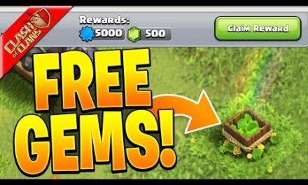 COLLECT LOOT AND GET FREE GEMS…EASY! – Clash of Clans