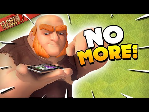 Clash of Clans Will End for These Players…