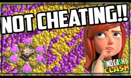 I'm NOT CHEATING! No Cash Clash of Clans 151