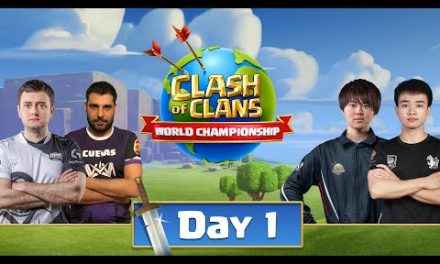 World Championship #6 Qualifier Day 1 – Clash of Clans
