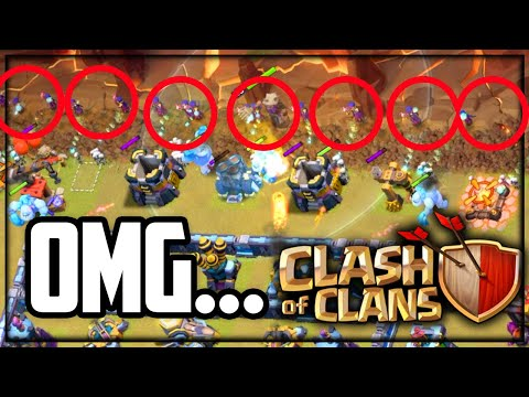 TAKING OVER Clash of Clans?