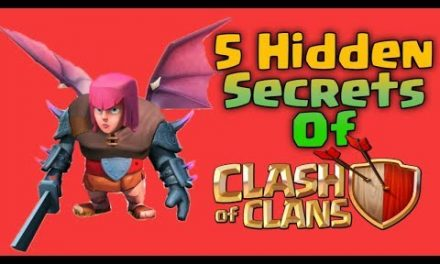 Top 5 Secret Hidden Tricks Of Clash Of Clans full Details | COC |