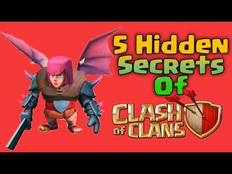 Top 5 Secret Hidden Tricks Of Clash Of Clans full Details | COC |