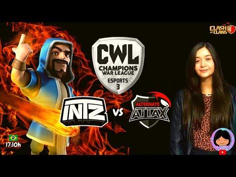 CWL – INTZ vs ALTERNATE ATTAX