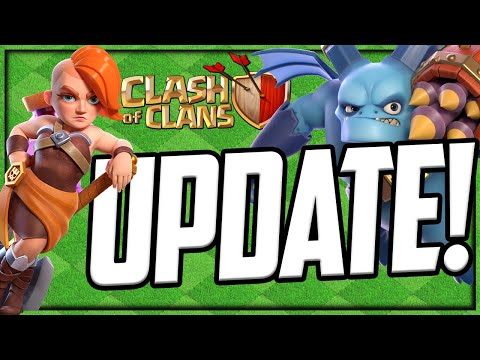 Clash of Clans UPDATE, NOW!