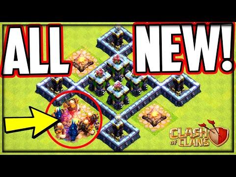 SO Much NEW Stuff! Clash of Clans UPDATE Sneak Peek #2!