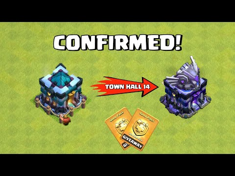 TOWN HALL 14 Update Coming On This …………  Days in CLASH OF CLANS – Coc