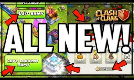 NEW, BETTER, FASTER! Clash of Clans UPDATE Sneak Peek #2!