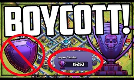 BOYCOTT Legend League in Clash of Clans!