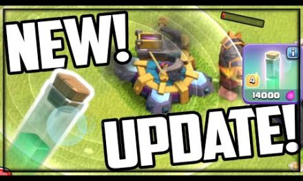 NEW! Clash of Clans UPDATE – Sneak Peek #1!