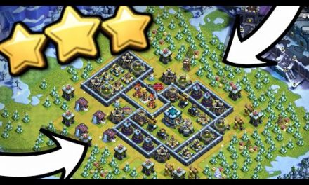 Epic Winter Challenge ! Destroyed ! Clash of Clans…….(Coc)