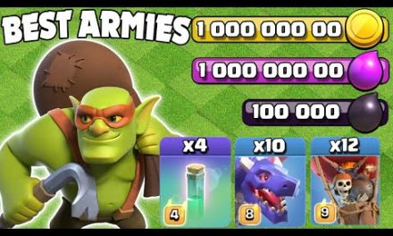 The BEST Way to Farm in Clash of Clans | #clashofclans