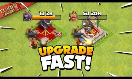 Secrets to Upgrade Heroes Fast (Clash of Clans)