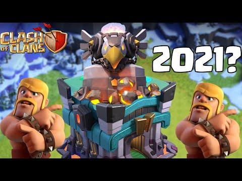 CLASH OF CLANS UPDATES 2021?