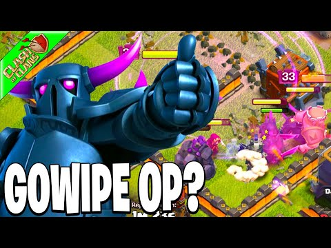 GOWIPE is BACK and Better than ever! – Clash of Clans