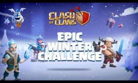 Epic Winter Challenge! (Clash of Clans)