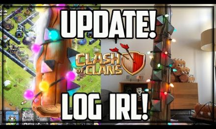 Clash of Clans UPDATE – Supercell SENT ME A HUGE LOG!
