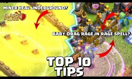 Top 10 Attacking Tips in Clash of Clans – Coc