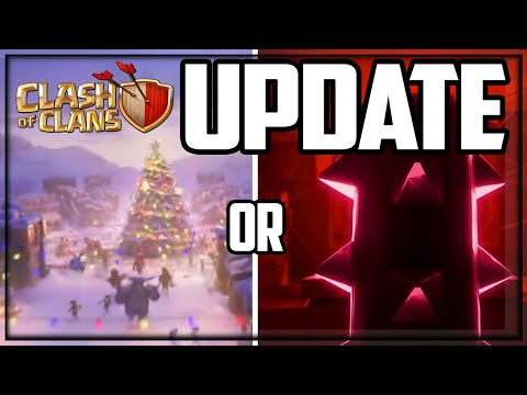 Clash of Clans UPDATE – WHAT is LOGMAS?