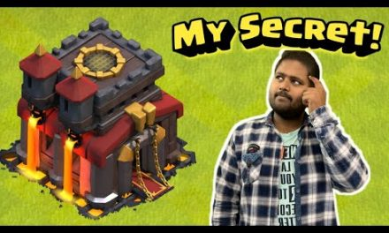 Top Secret Town Hall 10 Clash of Clans………
