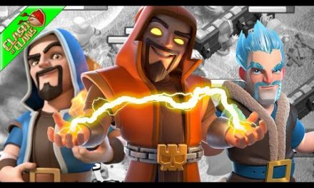 TH10 3 STARRING TH11s with this TRIPLE THREAT Attack! – Clash of Clans