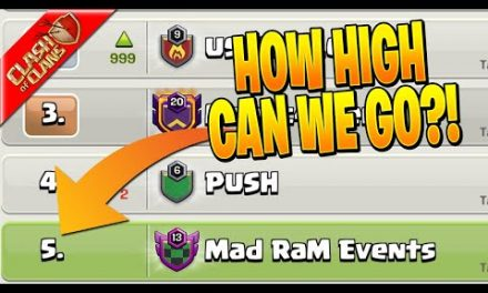 PUSHING to the TOP 5 CLANS in the USA! – Clash of Clans