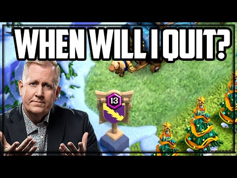 REVEALED: When I WILL QUIT Clash of Clans AND YouTube