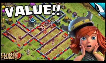 This BASE stood NO CHANCE … in Clash of Clans