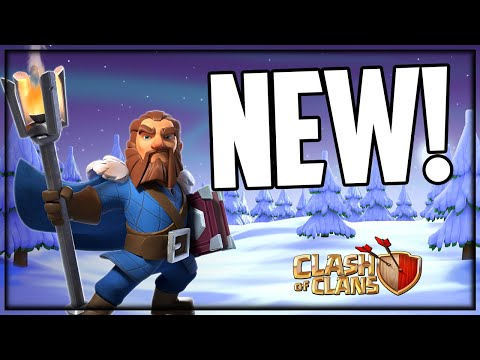 NEW Grand Warden Skin! NEW Year! NEW Clash of Clans?