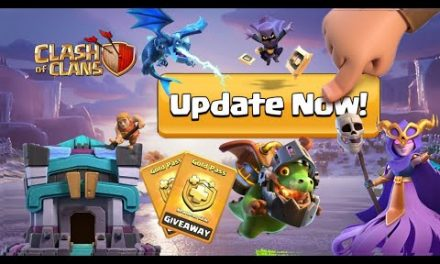 CLASH OF CLANS UPDATE Coming – Maintenance Break in Clash of Clans