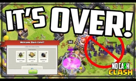 It's FINALLY OVER! Moving on in No Cash Clash of Clans