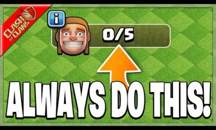 THIS IS THE SECRET TO FREE TO PLAY in Clash of Clans!