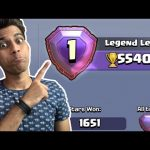 Legend League Pushing Live Clash of Clans – COC