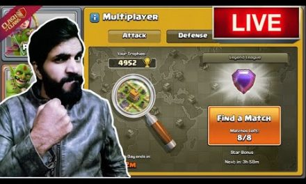 40 LIVE LEGEND LEAGUE ATTACKS…GADHI BITHA DENGE…CLASH OF CLANS…COC…