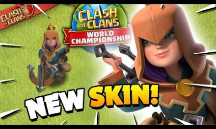 New Rogue Queen Skin & 2021 World Championship Explained (Clash of Clans)