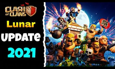 clash of clans update 2021 – Lunar Year+Gold pass Gift+Th14+BH Scenary in coc new update