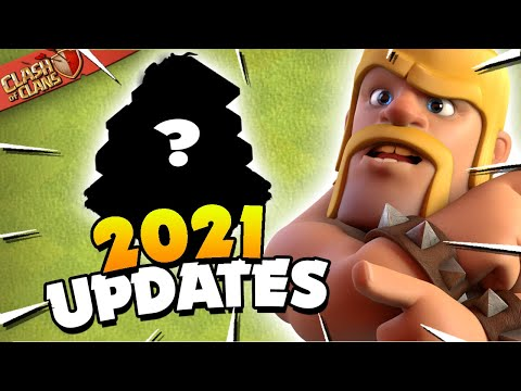 Updates Needed in 2021 for Clash of Clans!