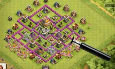 TH6-10 base reviews and some general Clash of Clans advice