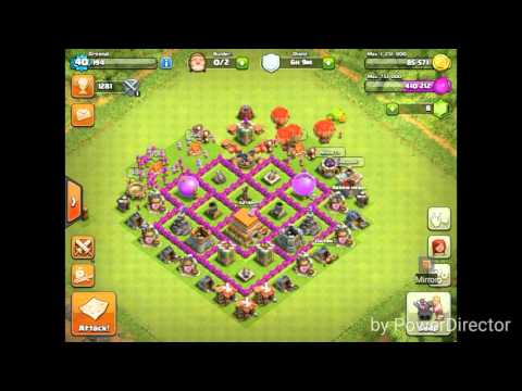 Clash of clans advice