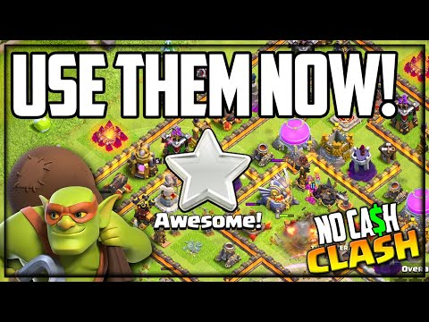 The MOST OP Farming Troop in Clash of Clans!