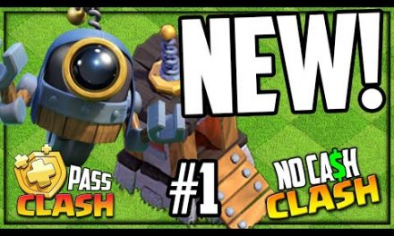 NEW! Clash of Clans RACE 6th BUILDER Episode 1!