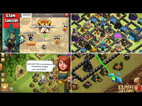 DIE CLAN KAMPAGNE! 😍 Clash of Clans * CoC * Update Konzept